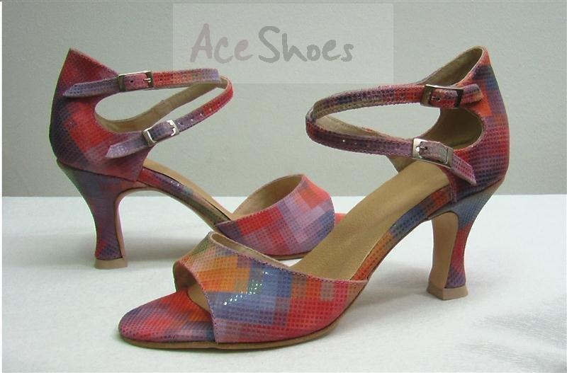 0a4b0290bd AceShoes - Latin tánccipő
